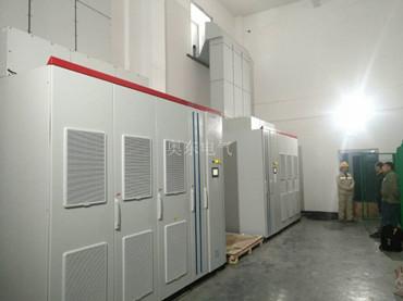 钢厂用10KV6M SVG动态补偿柜提高功率因数至98%   用动态无功补偿电能质量有保障