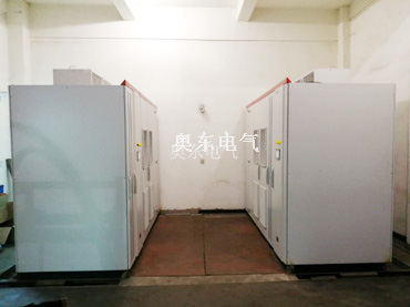 SVG动态无功补偿柜在焦化厂里的应用  6KV2M动态补偿柜让功率因数提高到95%以上